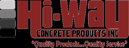 Hi-Way Concrete logo